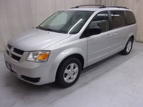 2010 Dodge Grand Caravan for sale at Paquet Auto Sales in Madison OH