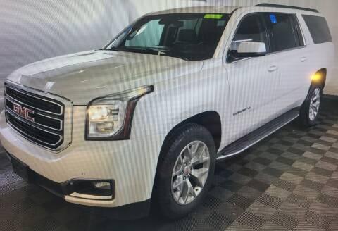 2017 GMC Yukon XL for sale at V & F Auto Sales in Agawam MA