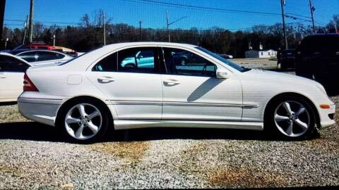 2006 Mercedes-Benz C-Class for sale at CARS PLUS MORE LLC in Cowan TN