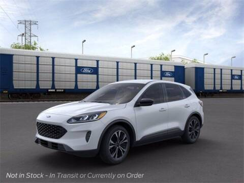 2021 Ford Escape Hybrid for sale at PHIL SMITH AUTOMOTIVE GROUP - Tallahassee Ford Lincoln in Tallahassee FL