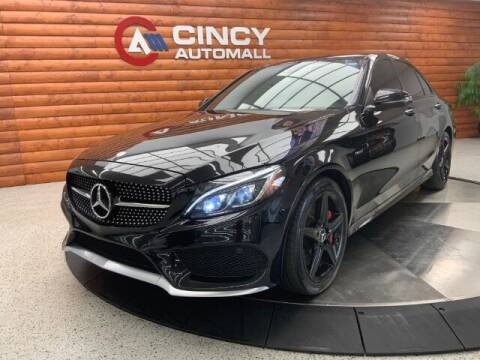2016 Mercedes-Benz C-Class for sale at Dixie Imports in Fairfield OH