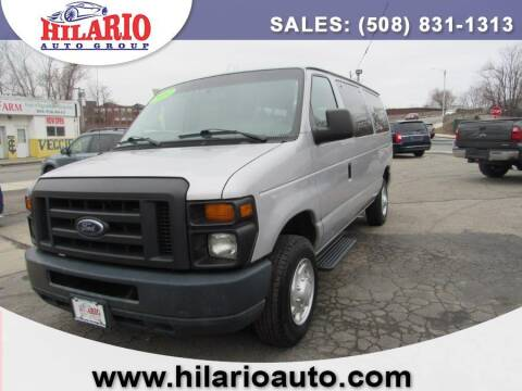2014 Ford E-Series Wagon for sale at Hilario's Auto Sales in Worcester MA