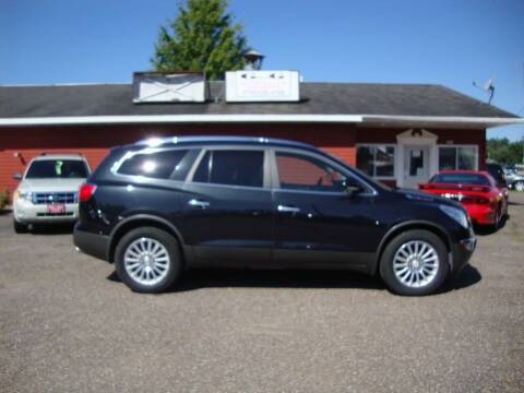 2012 Buick Enclave for sale at G and G AUTO SALES in Merrill WI