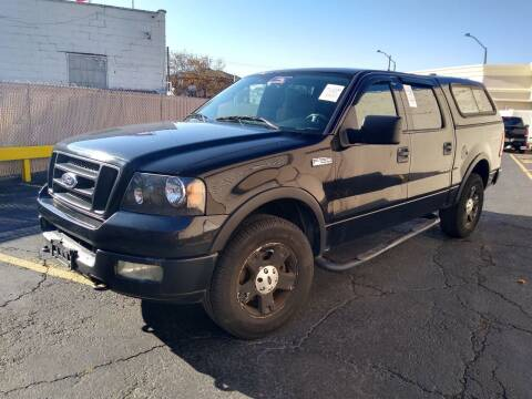 2004 Ford F-150 for sale at Blackbull Auto Sales in Ozone Park NY