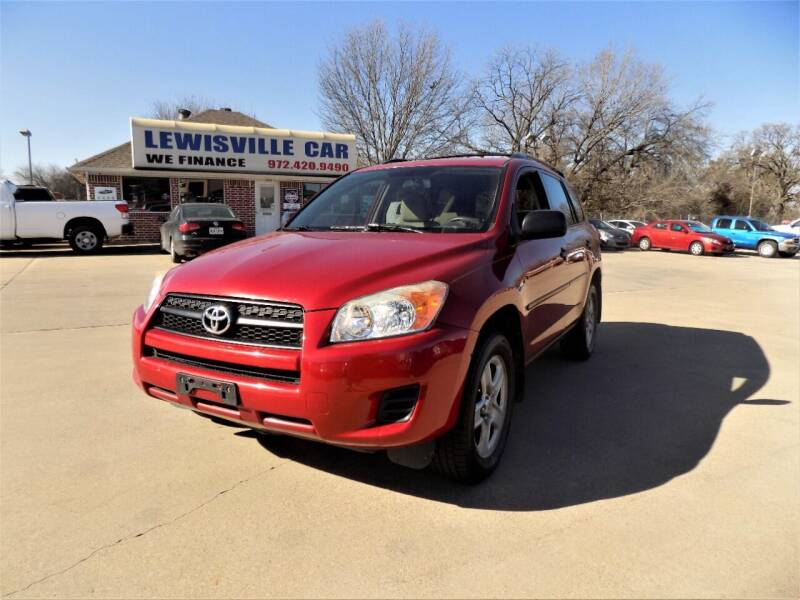 2010 Toyota RAV4 for sale at Lewisville Car in Lewisville TX