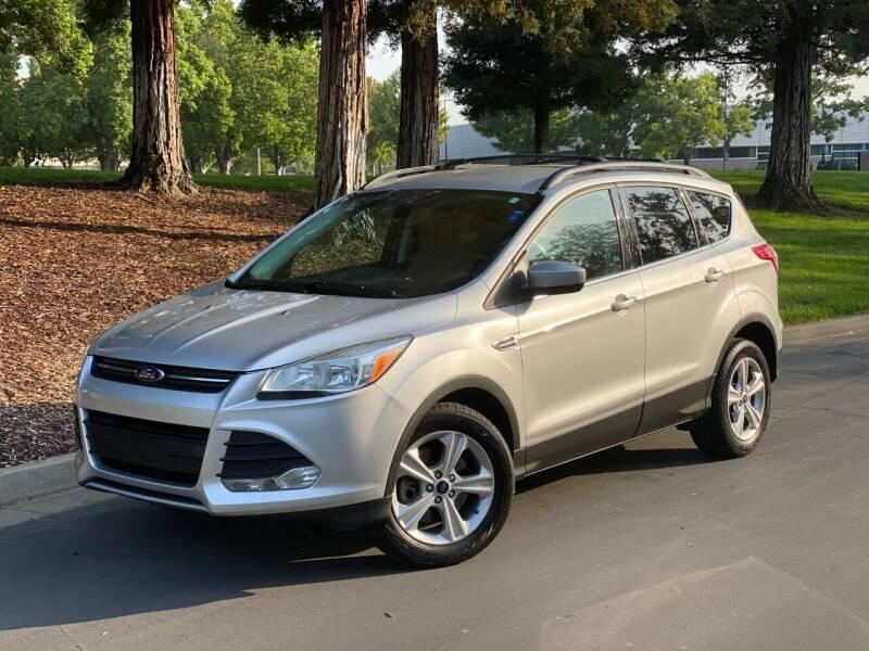 2016 Ford Escape for sale at KAS Auto Sales in Sacramento CA