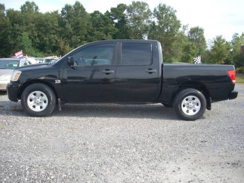 2004 Nissan Titan for sale at Car Check Auto Sales in Conway SC
