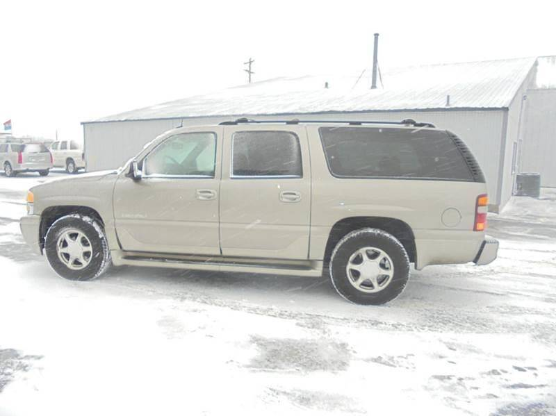 2003 GMC Yukon XL for sale at Engels Autos Inc in Ramsey MN
