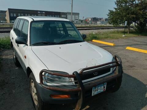 1997 Toyota RAV4 for sale at Tower Motors in Brainerd MN