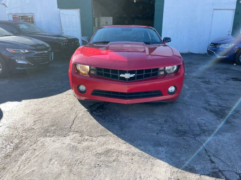 2010 Chevrolet Camaro for sale at Dream Cars 4 U in Hollywood FL