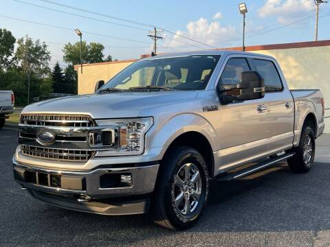 2019 Ford F-150 for sale at North Imports LLC in Burnsville MN