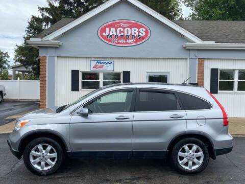 2007 Honda CR-V for sale at Jacobs Motors LLC in Bellefontaine OH