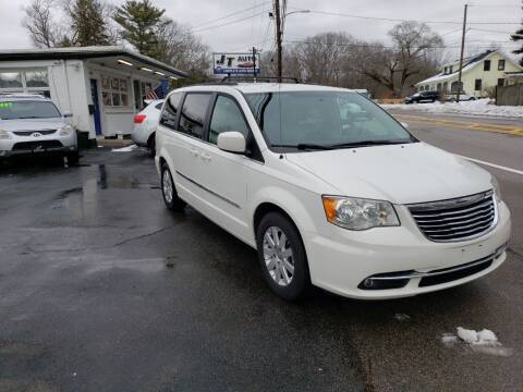 2011 Chrysler Town and Country for sale at Highlands Auto Gallery in Braintree MA