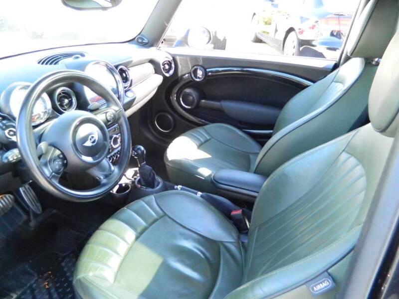 2011 MINI Cooper S 2dr Hatchback - Fort Wayne IN