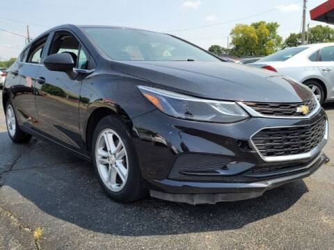2017 Chevrolet Cruze for sale at Dixie Automart LLC in Hamilton OH