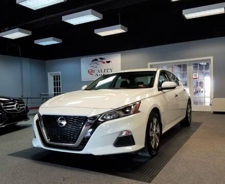 2019 Nissan Altima for sale at Quality Autos in Marietta GA