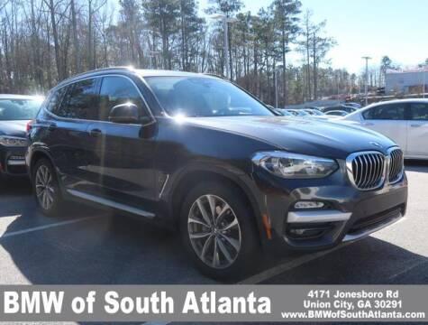 2019 BMW X3 for sale at Carol Benner @ BMW of South Atlanta in Union City GA