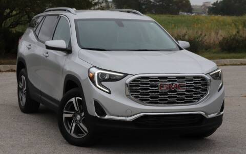 2019 GMC Terrain for sale at Big O Auto LLC in Omaha NE