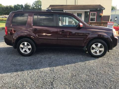 2010 Honda Pilot for sale at PENWAY AUTOMOTIVE in Chambersburg PA