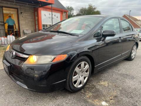 2008 Honda Civic for sale at 5 STAR MOTORS 1 & 2 in Louisville KY