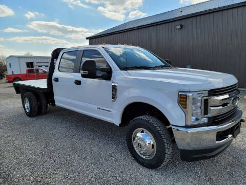 2018 Ford F-350 Super Duty for sale at J & S Auto Sales in Blissfield MI