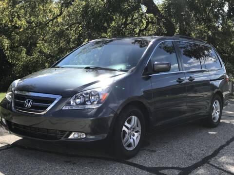 2006 Honda Odyssey for sale at S & L Auto Sales in Grand Rapids MI