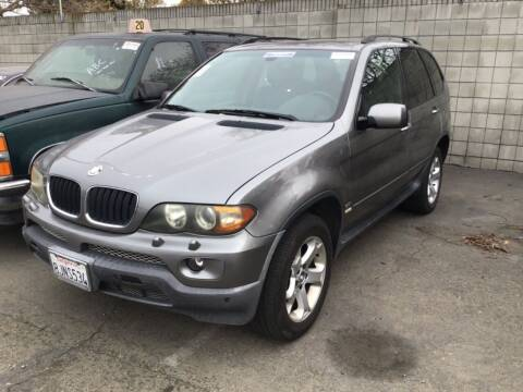 2004 BMW X5 for sale at Auto Emporium in San Jose CA