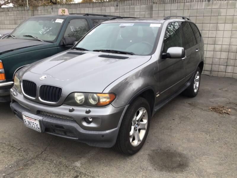 2004 BMW X5 for sale at Auto Emporium in San Jose CA