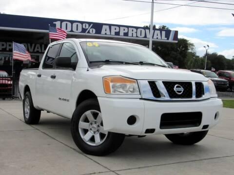 2009 Nissan Titan for sale at Orlando Auto Connect in Orlando FL