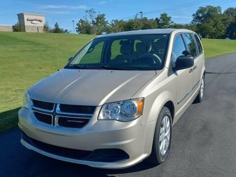 2015 Dodge Grand Caravan for sale at Happy Days Auto Sales in Piedmont SC
