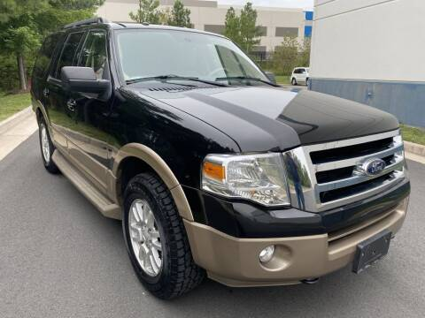 2014 Ford Expedition for sale at PM Auto Group LLC in Chantilly VA