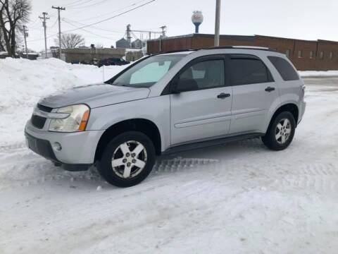 2005 Chevrolet Equinox for sale at Car Corral in Tyler MN