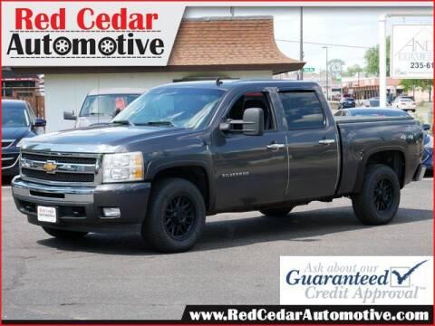 2010 Chevrolet Silverado 1500 for sale at Red Cedar Automotive in Menomonie WI