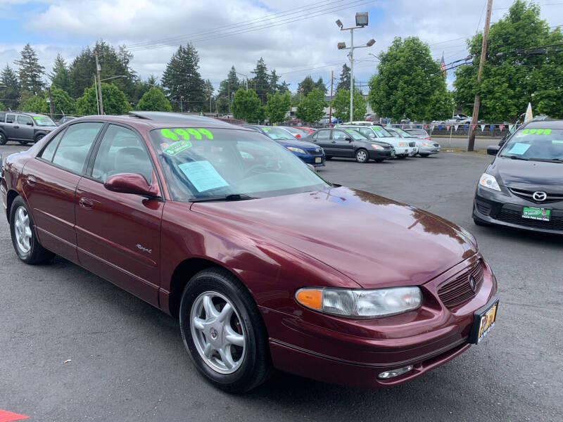2001 Buick Regal for sale at Pacific Point Auto Sales in Lakewood WA
