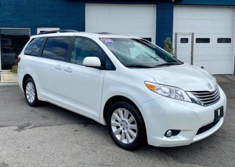 2015 Toyota Sienna for sale at Saugus Auto Mall in Saugus MA