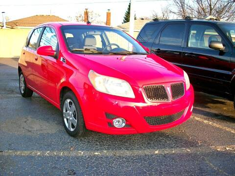 2009 Pontiac G3 for sale at Wyandotte Motors in Wyandotte MI