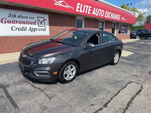 2015 Chevrolet Cruze for sale at Elite Auto Exchange in Dayton OH