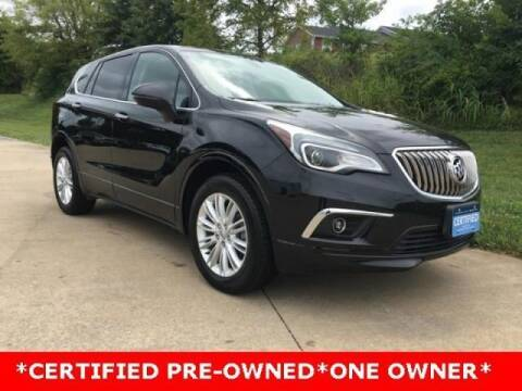 2018 Buick Envision for sale at MODERN AUTO CO in Washington MO