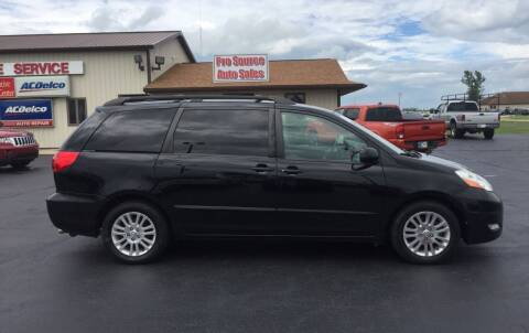 2008 Toyota Sienna for sale at Pro Source Auto Sales in Otterbein IN