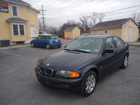 2001 BMW 3 Series for sale at Top Gear Motors in Winchester VA