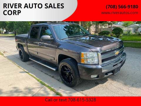 2010 Chevrolet Silverado 1500 for sale at RIVER AUTO SALES CORP in Maywood IL