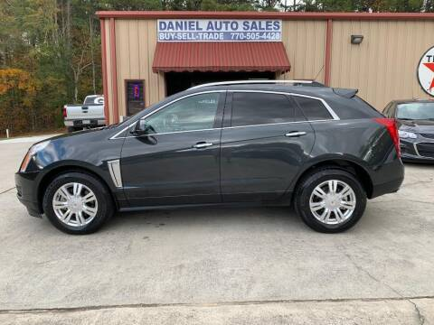 2015 Cadillac SRX for sale at Daniel Used Auto Sales in Dallas GA