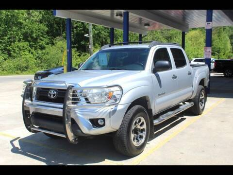 2013 Toyota Tacoma for sale at Inline Auto Sales in Fuquay Varina NC