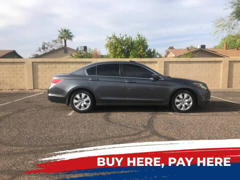 2009 Honda Accord for sale at UR APPROVED AUTO SALES LLC in Tempe AZ
