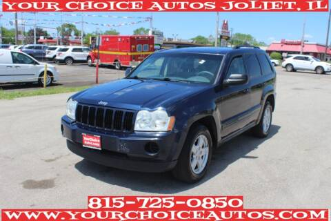 2006 Jeep Grand Cherokee for sale at Your Choice Autos - Joliet in Joliet IL