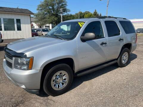2011 Chevrolet Tahoe for sale at CHRISTIAN AUTO SALES in Anoka MN