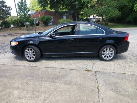 2009 Volvo S80 for sale at Moore's Motors in Durham NC