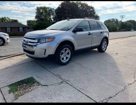 2013 Ford Edge for sale at E Motors LLC in Anderson SC