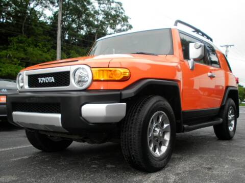 2013 Toyota FJ Cruiser for sale at Auto Brite Auto Sales in Perry OH
