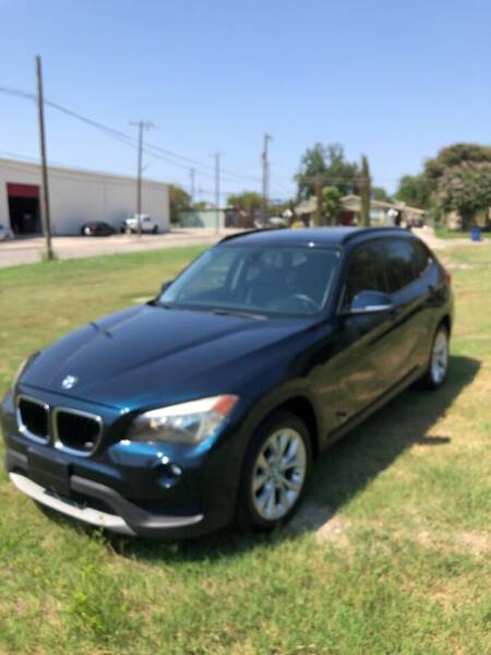2013 BMW X1 for sale at Carzready in San Antonio TX
